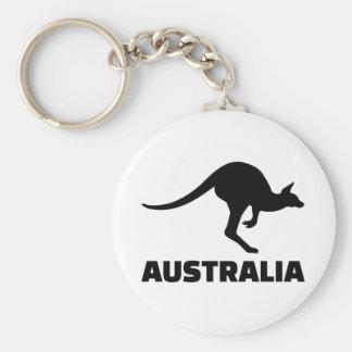 Porte-clés Kangourou de l'Australie