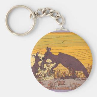 Porte-clés Kangourous
