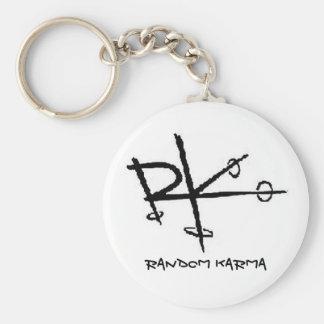 Porte-clés Karma aléatoire