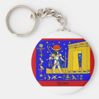 Porte-clés khonsu