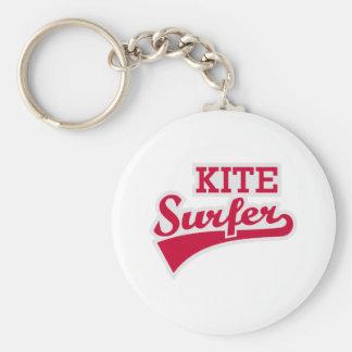 Porte-clés Kitesurfer