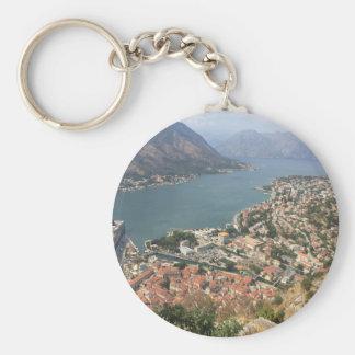 Porte-clés Kotor, Monténégro