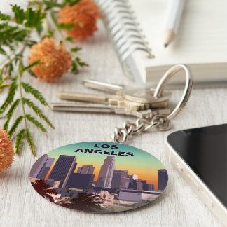 Porte-clés L.A. du centre