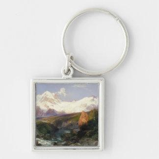 Porte-clés La chaîne de Teton