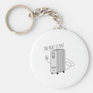 Porte-clés La chaleur est allumée