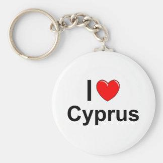 Porte-clés La Chypre