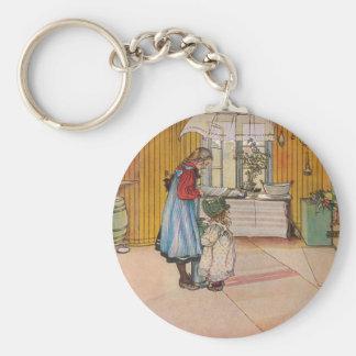 Porte-clés La cuisine par l'artiste de Suédois de Carl