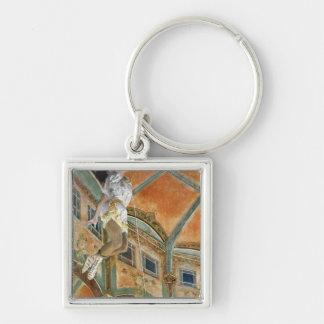 Porte-clés La de Mlle La d'Edgar Degas   chez le Cirque
