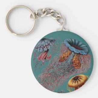 Porte-clés La disco Medusae d'Ernst Haeckel