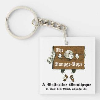 Porte-clés La discothèque de Hangge-Uppe, Chicago, IL