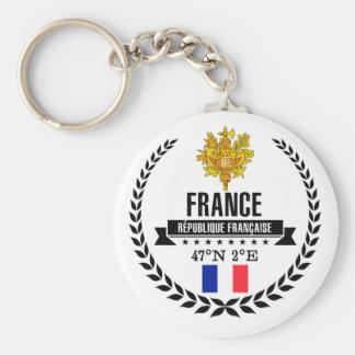 Porte-clés La France