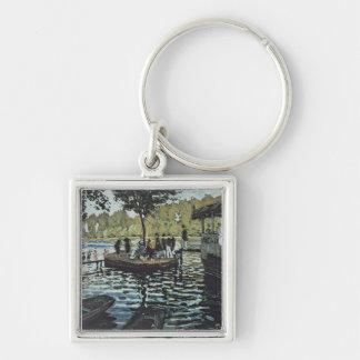 Porte-clés La Grenouillere de Claude Monet |