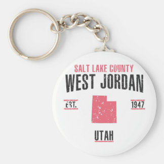 Porte-clés La Jordanie occidentale