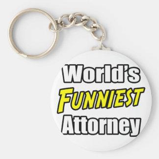 Porte-clés La mandataire la plus drôle du monde