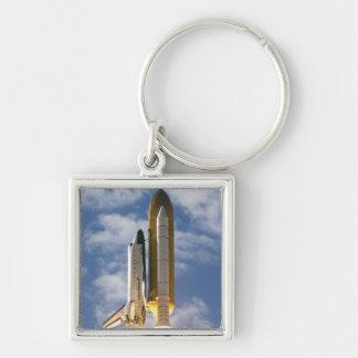 Porte-clés La navette spatiale l'Atlantide enlève 6
