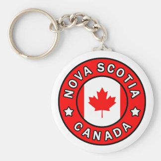 Porte-clés La Nouvelle-Écosse Canada
