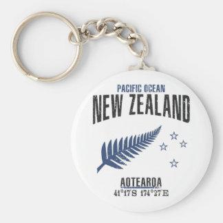 Porte-clés La Nouvelle Zélande