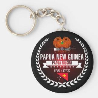 Porte-clés La Papouasie-Nouvelle-Guinée
