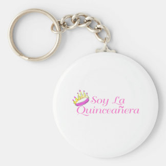 Porte-clés La Quinceanera de soja