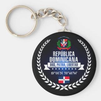 Porte-clés La République Dominicaine