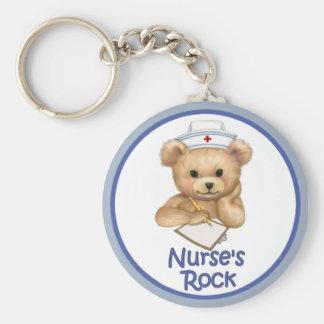 Porte-clés La roche de l'infirmière