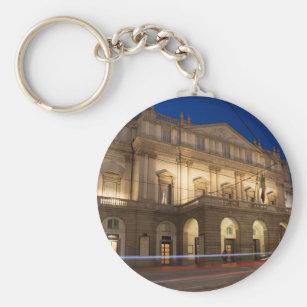 Porte-clés La Scala, Milan
