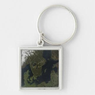 Porte-clés La Scandinavie du sud