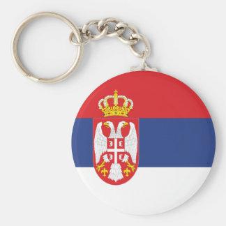 Porte-clés la Serbie
