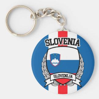 Porte-clés La Slovénie
