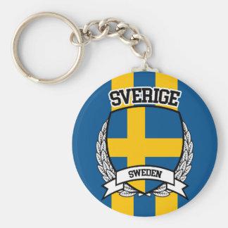 Porte-clés La Suède