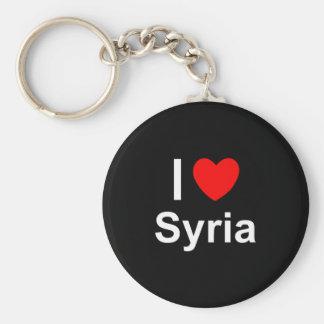 Porte-clés La Syrie
