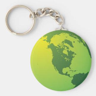 Porte-clés La terre