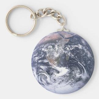 Porte-clés La terre de planète