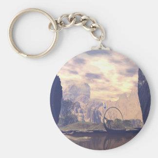 Porte-clés La terre des elfes