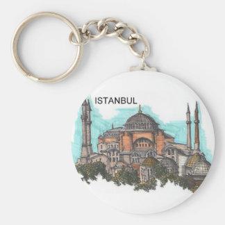 Porte-clés La Turquie Istanbul Hagia Sophia (par St.K)
