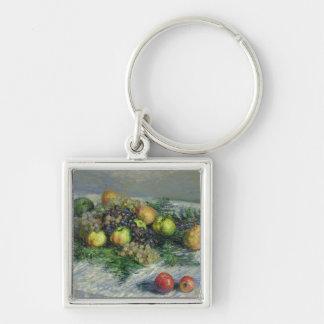 Porte-clés La vie de Claude Monet | toujours avec des poires