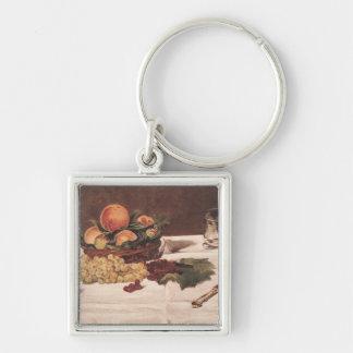 Porte-clés La vie de Manet | toujours : Fruit sur un Tableau,