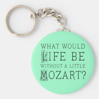Porte-clés La vie drôle sans pièce en t de cadeau de musique