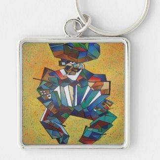 Porte-clés L'accordéoniste