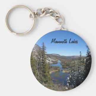 Porte-clés Lacs gigantesques, CA