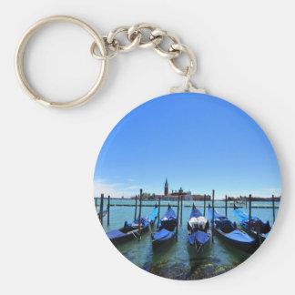 Porte-clés Lagune bleue à Venise, Italie