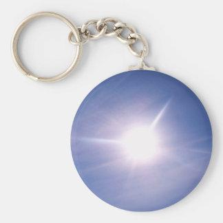 Porte-clés LAISSEZ le porte - clé d'ÉCLAT de THE SUN