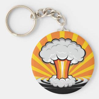 Porte-clés Laissez tomber la bombe - porte - clé