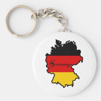 Porte-clés L'Allemagne fraîche