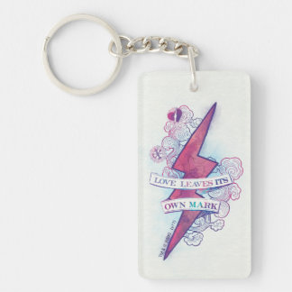 Porte-clés L'amour du charme   de Harry Potter laisse sa