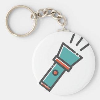 Porte-clés Lampe-torche