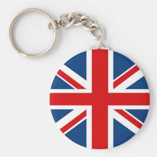 Porte-clés L'Angleterre Union Jack/porte - clé britannique de