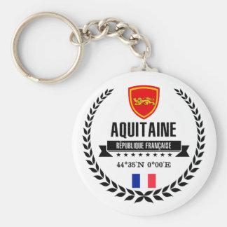 Porte-clés L'Aquitaine