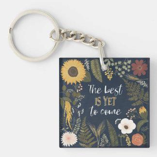Porte-clés L'automne VI Romance | le meilleur est de venir
