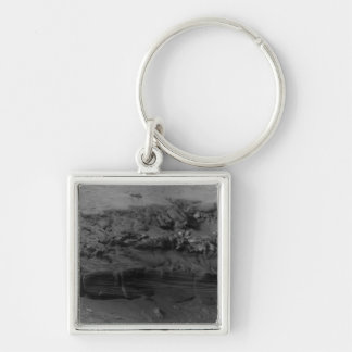 Porte-clés Le Cap Vert, Mars